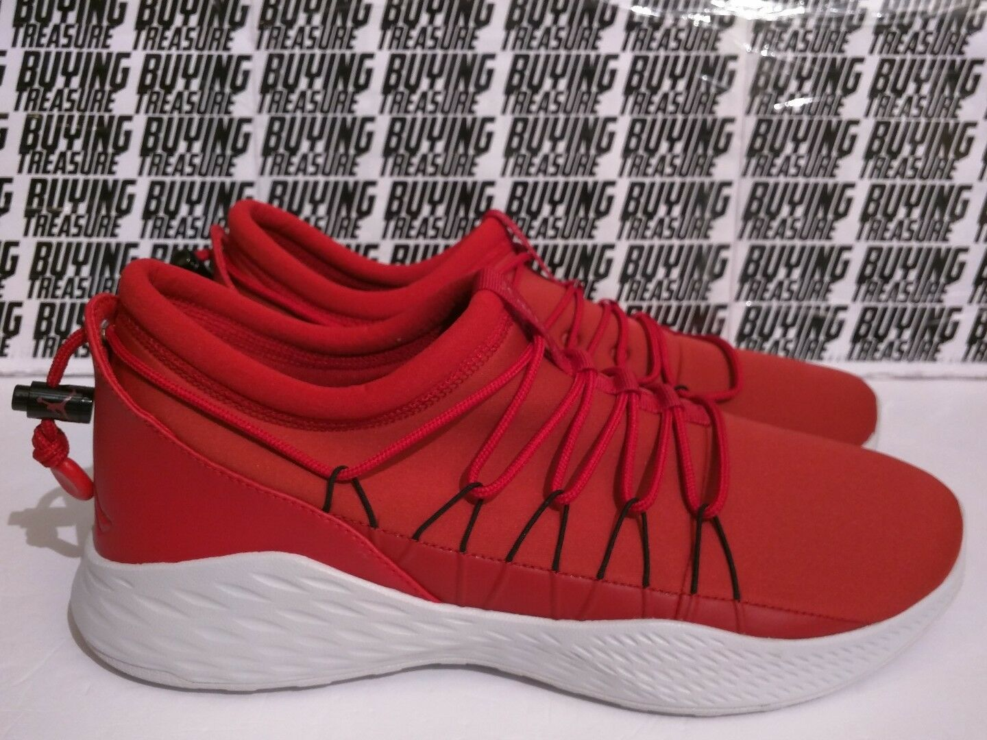 NEW AIR JORDAN FORMULA 23 Red/White-Blk Men's 908859 600 Price reduction The latest discount shoes for men and women