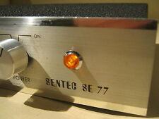 Sentec SE 77 / Sentec PA 77 - Vorstufe -Endstufe Kombination-audiophil