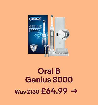 Oral B Genius 8000 £64.99