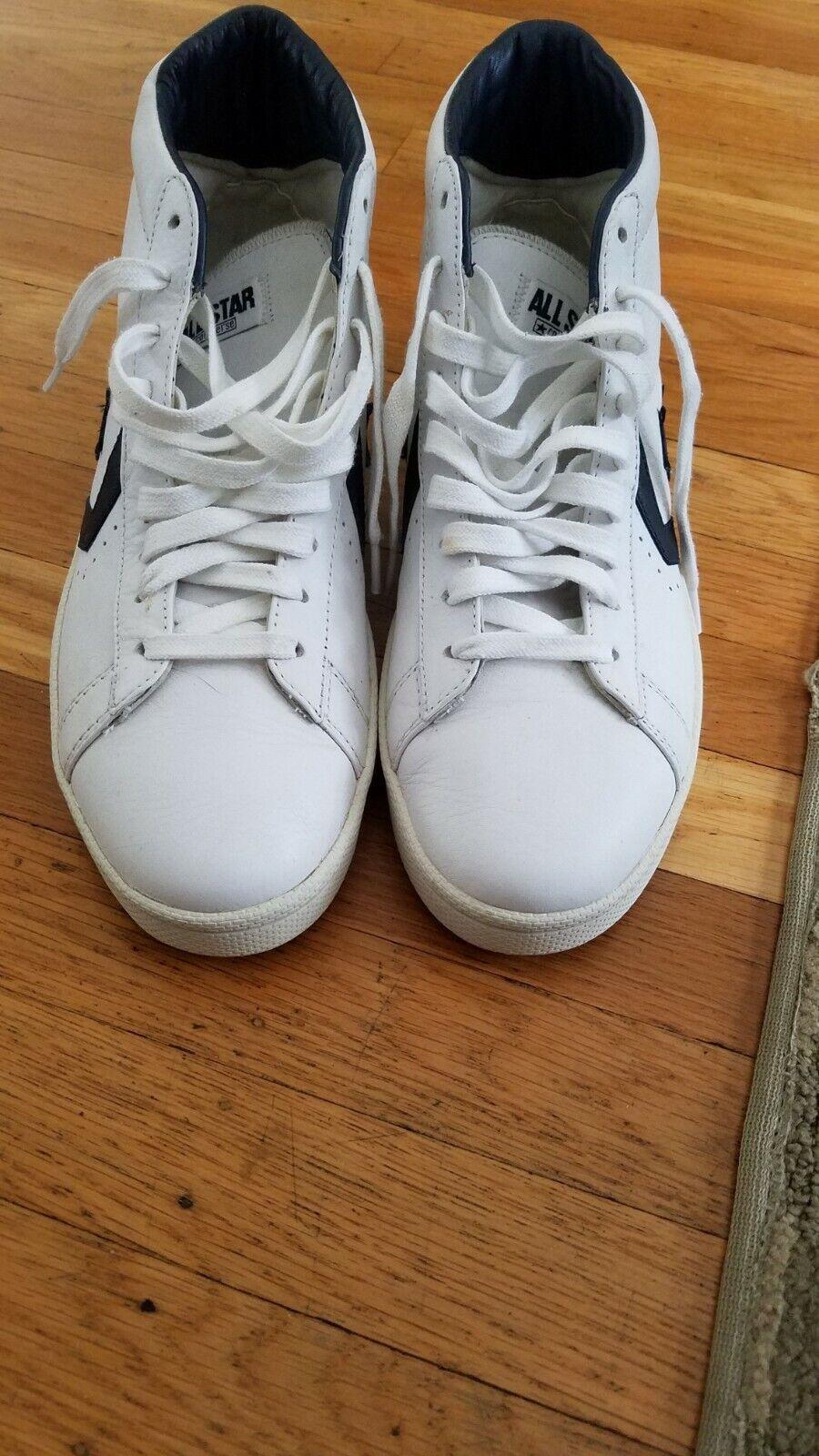 Vintage Dr. J DS Converse Pro Leather 100% Authentic Men's Size 10.5
