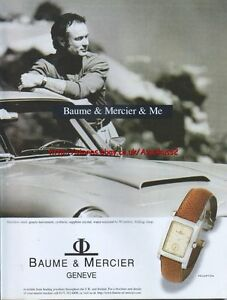 Baume-Mercier-Hampton-Watch-1997-Magazine-Advert-4130