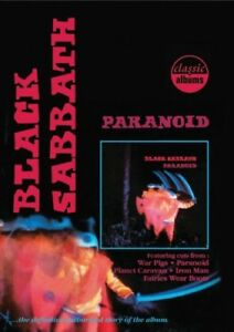 Black-Sabbath-Classic-Albums-Paranoid-New-DVD-Dolby-Subtitled-Widescreen