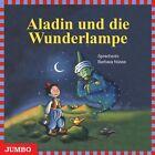 Aladin und die Wunderlampe. CD von Barbara Nüsse (2003)