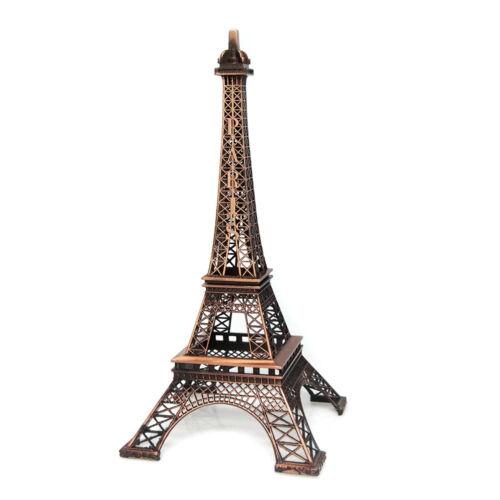 Tall Giant Parisian Metal Eiffel Tower Table Centerpiece