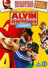 Alvin And The Chipmunks 2 - The Squeakquel (DVD, 2010)