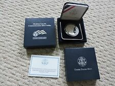 Abraham Lincoln Commemorative Proof Silver Dollar (LN7), Mint condition With COA