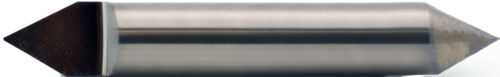 """3//8/"""" Diameter 60° Degree Included Angle Double End Carbide Engraving Tool USA"""