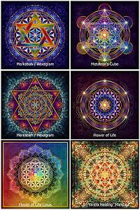 6x-Blume-des-Lebens-Metatrons-Cube-Sri-Yantra-Mandala-Hexagram-Lotus-Sticker