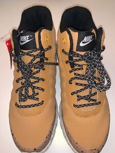 Details about Size 7 Mens Nike Air Max Invigor Mid Wheat Black Light Bone 858654 700 casual