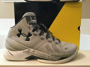 UNDER ARMOUR CURRY 2 GREY STORM MINT