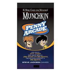 Munchkin-Penny-Arcade-Munchkin-Booster-Expansion-New