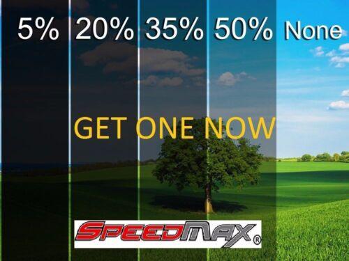 "60/""x100 feet Speedmax 40/% charcoal antiscratch window Tint 2 ply"