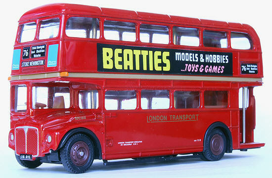 EFE LONDON TRANSPORT RM ROUTEMASTER (BEATTIES SPECIAL) 15602C