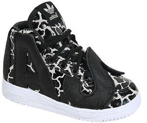 2f3051b2ead3 Adidas Originals Jeremy Scott JS Giraffe Print Shoes Kids Trainers ...