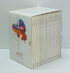 IL CAFFE' DELL'ARTE Raccolta Completa Cofanetto con n. 20 DVD. Editoriale