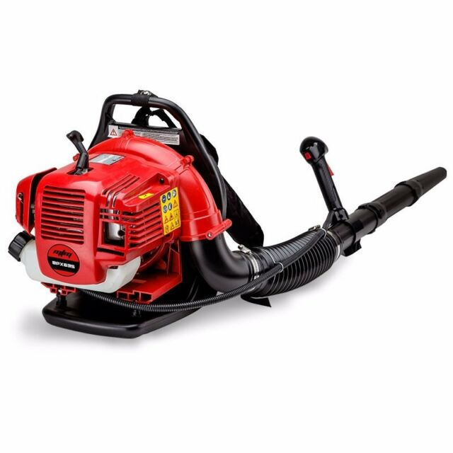 NEW MTM 30CC Backpack Petrol Leaf Blower Garden Yard 2 Stroke Commercial Outdoor