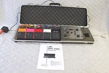 PEAVEY AOD-2 DSC-4 HFD-2 CSR-2 DSP-16 Effects +  Pedal Board W/ MFP2128