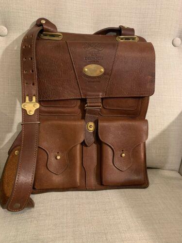 Colonel Littleton No. 20 Dispatch bag - Leather -