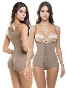 Intimates & Sleep Women's Clothing Fajas Colombianas Fajate CYSM 473 Body Silueta Ultra Slimming Body Shaper