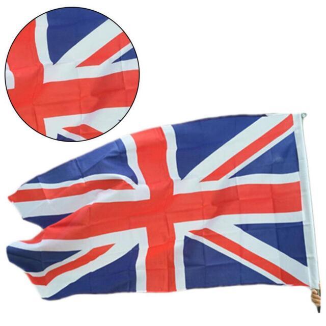 New Great Britain United Kingdom Jack Union Flag England British Banner 1. D3D4