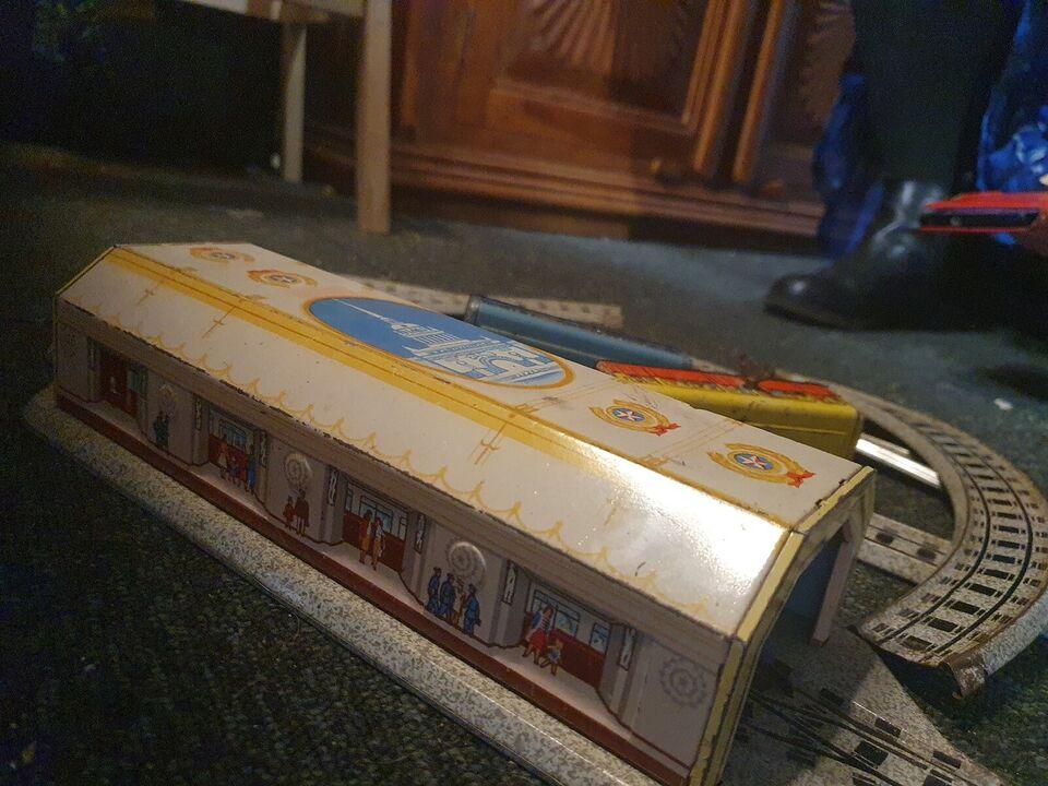 Modelbane, Gl østeuropæisk Ældre , skala vogn 11 cm