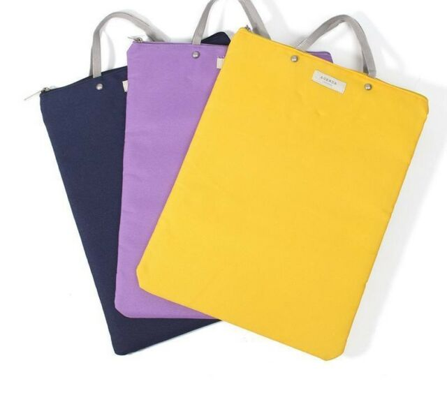 Document Filing Bag Canvas Oxford High Quality Two Layers