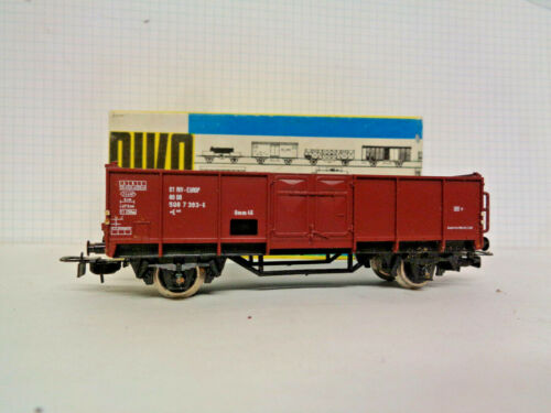 Piko UIC High Board Wagon of the DB Track HO