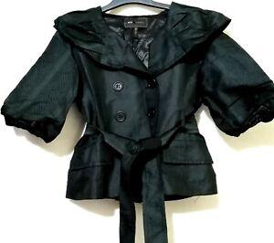 Bcbg-Maxazria-Big-Collar-Belted-Coat