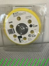 3M 5865 6 Hookit Dustfree Disc Pad