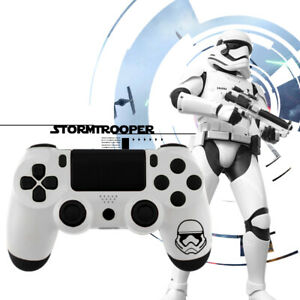 Star-Wars-Stormtrooper-PS4-Slim-Pro-Controller-Shell-Case-Replacement-Mod-Kit