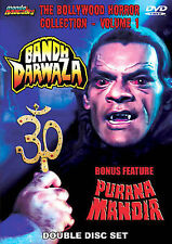 The Bollywood Horror Collection Volume 1 Bandh Darwaza / Purana Mandir