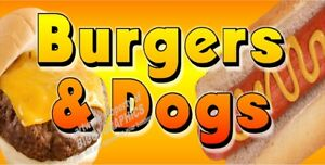CHEESE-BURGERS-AND-HOT-DOGS-VINYL-BANNER-CHOOSE-YOUR-SIZE-FULL-COLOR-NEW