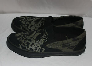5038c2951c65 Image is loading Hurley-Canvas-Shoes-Men-Size-8-Women-Size-