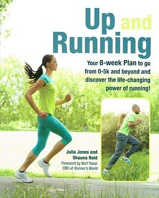 Up and Running by Julia jones and Shauna Reid NEW | eBay