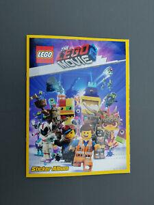 Lego-Movie-2-Complete-Sticker-Album-2019-Not-Panin-or-Merlin
