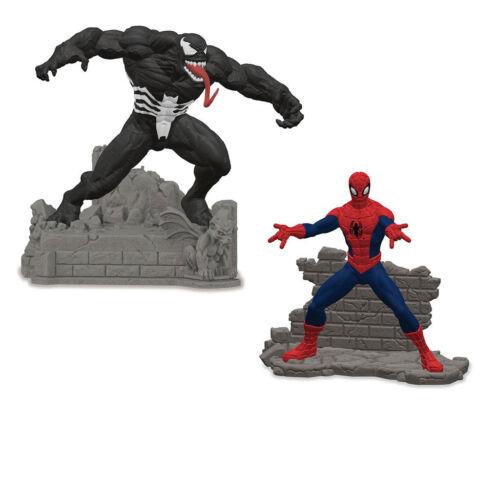 Schleich Spiderman Figur mit Venom Marvel Comic Figuren Set 21502 21506 NEU