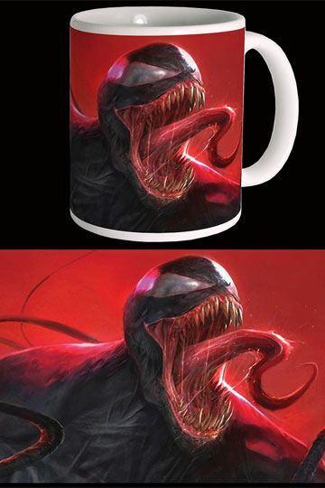 Venom Mug Red