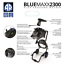 thumbnail 2 - Ar Blue Clean 2-In-1, Electric Induction Motor 2300 Psi, Cold Water, Electric Pr