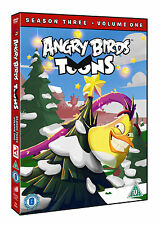 Angry Birds Toons: Season Three - Volume One [DVD]