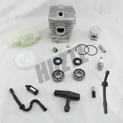 46MM Cylinder Piston Crankshaft Bearing Air Filter For STIHL 029 MS290 039 MS390