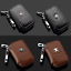 Men-Women-Leather-Car-Key-Chain-Ring-Keychain-Case-Holder-Zipped-Bag-Purse-Pouch thumbnail 1