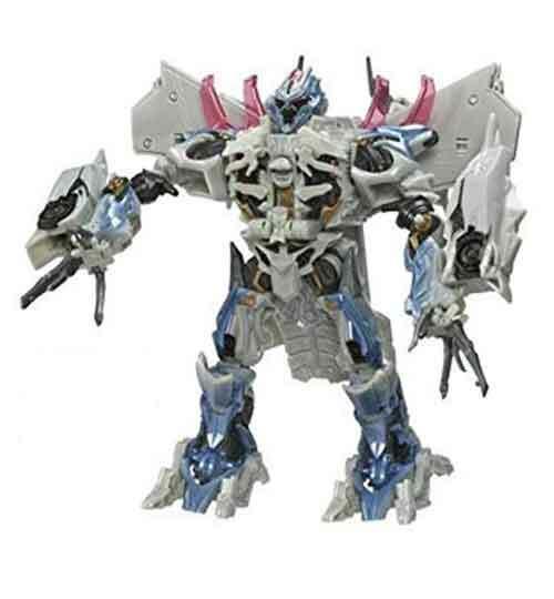 TRANSFORMERS Movie Leader Class MEGATRON jet large 10  deluxe robot figure