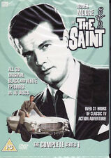 The Saint Series 1 [DVD]  - 39 x Black & White Episodes  - Over 31 Hrs !!!!