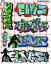 6052-DAVE-039-S-DECALS-ELVIS-BOXCAR-URBAN-WALL-GRAFFITI-STREET-SRT-HO-SCALE-1-87 thumbnail 1