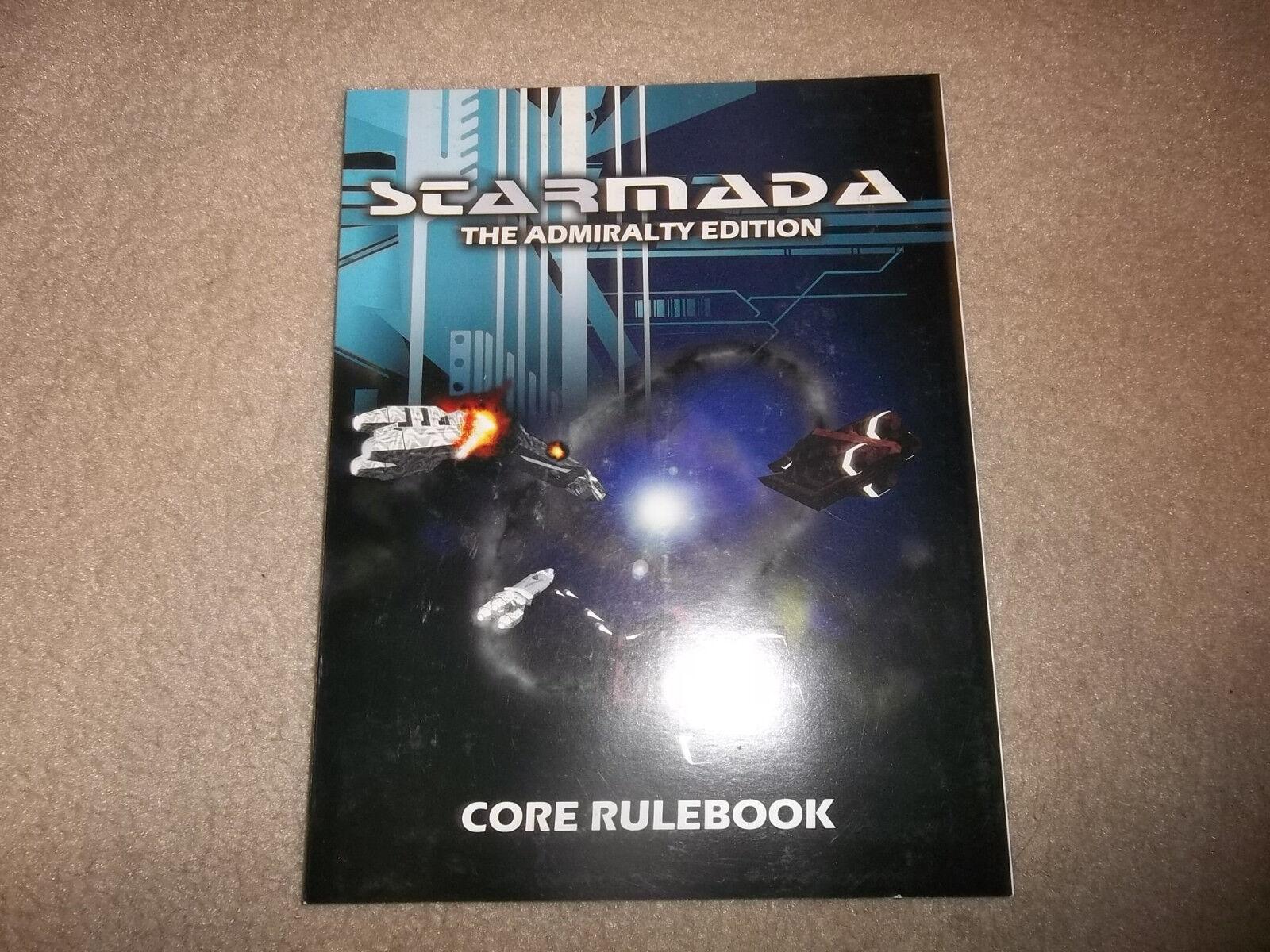 Starmada the Admiralty Edition Core Rulebook
