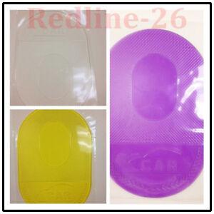 Large Anti-Slip Sticky Pad Phone Non-Slip Mat-Green+Clear+Blue+Purple+Yellow set