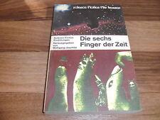 Wolfgang Jeschke -- SECHS FINGER der ZEIT // SF-Stories für Kenner  / 1. A. 1971