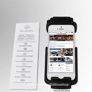 original mercedes benz apple iphone 5 5s lade und aufnahmeschale neu ebay. Black Bedroom Furniture Sets. Home Design Ideas