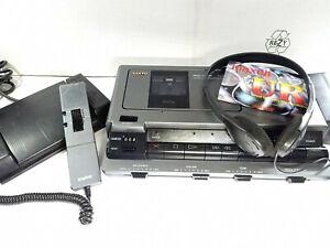 Sanyo-TRC-8800-Standard-Cassette-Transcriber-amp-Dictating-Transcribing-Machine