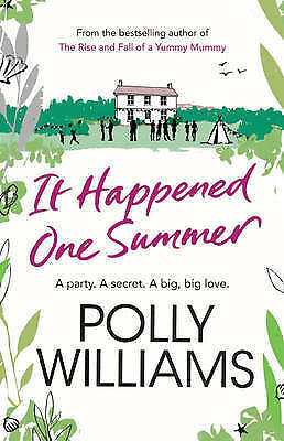 """1 of 1 - """"VERY GOOD"""" Williams, Polly, It Happened One Summer, Book"""